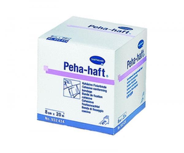 Binde Peha-Haft 8 cm x 20 m - Saarmed Medizinbedarf GmbH Onlineshop