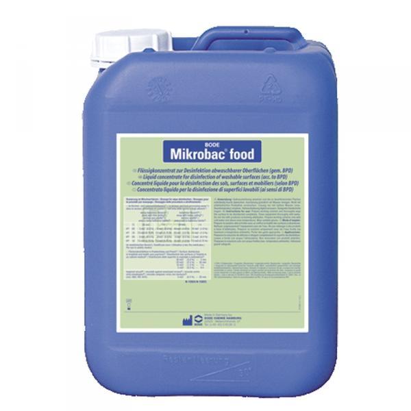 Microbac food - Saarmed Medizinbedarf GmbH Onlineshop